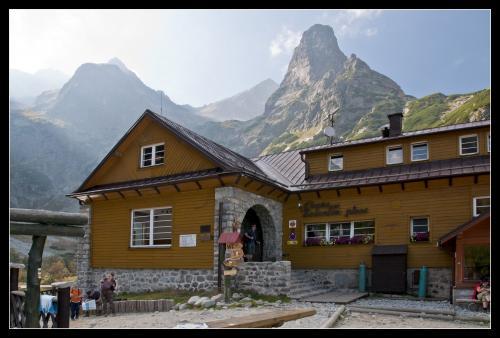 Chata przy Zielonym Stawie