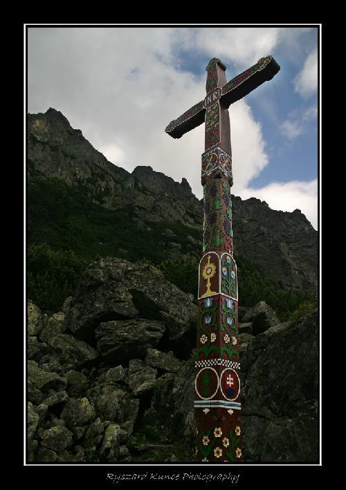 Dla tych, którzy odeszli w Tatrach