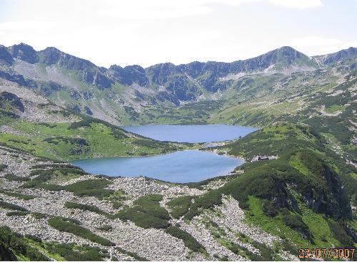 Dolina 5 stawów w 2007r.
