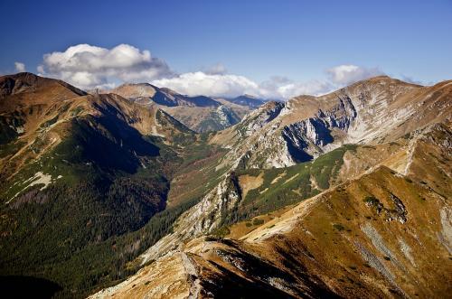 Dolina Cicha i Czerwone Wierchy
