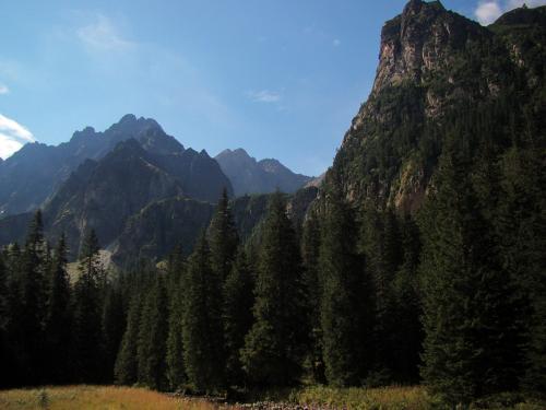 Dolina Ciężka - Tatry Słowackie