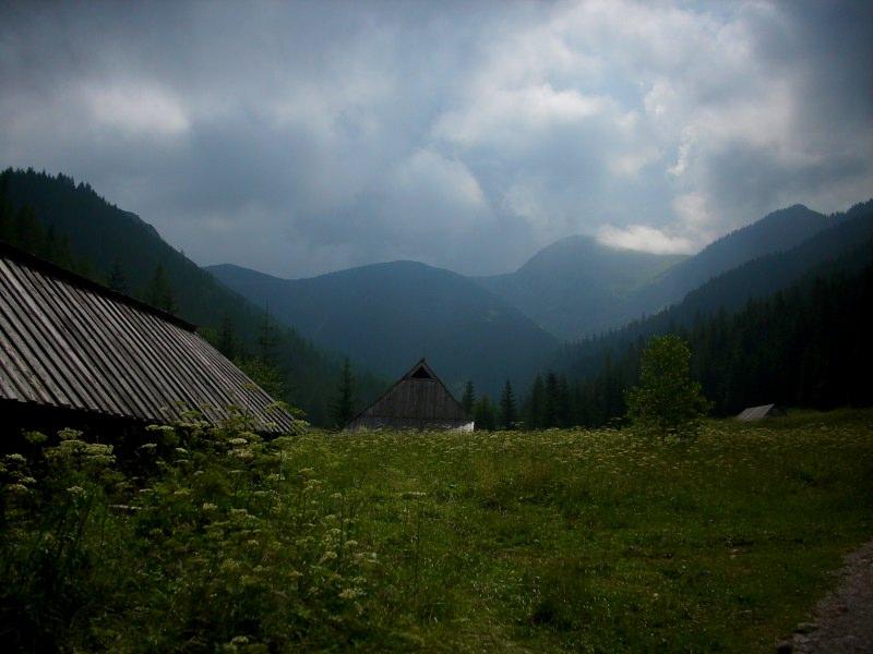 Doliną Jaworzynki