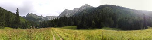 Dolina Małej Łąki i otoczenie
