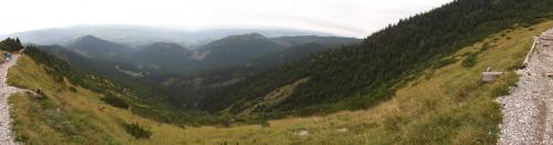 Dolina Olczyska ze Skupniowego Upłazu