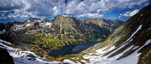Dolina Pięciu Stawów i Orla Perć