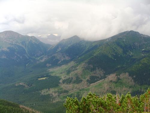 Dolina Pyszniańska i Tomanowa