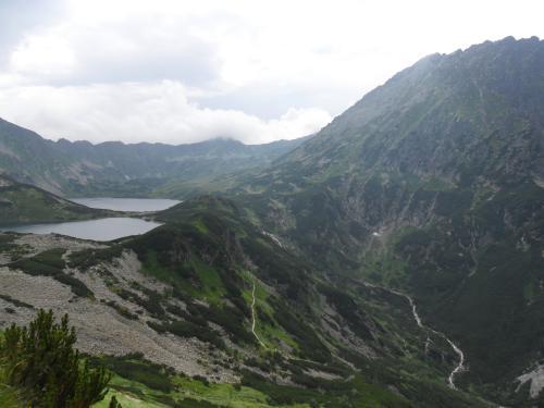 Dolina Roztoki i Dolia Pięciu Stawów Polskich