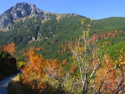 Jesień w Dolinie Kiezmarskiej