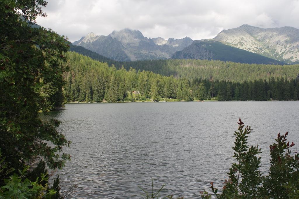 Jezioro Szczyrbskie