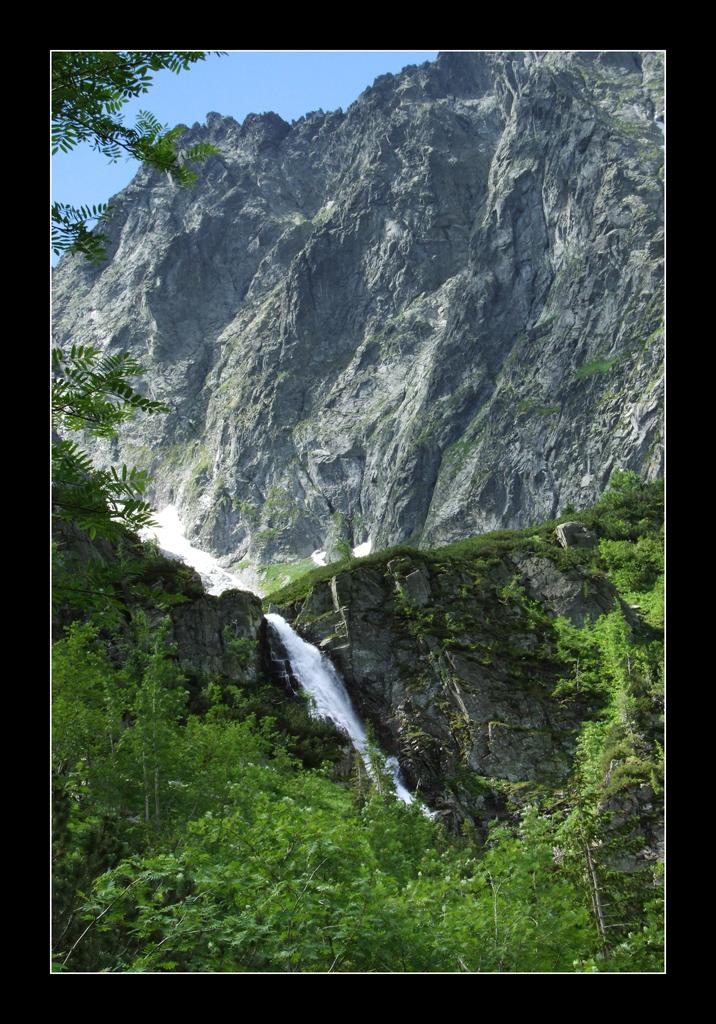 Kaczy Wodospad