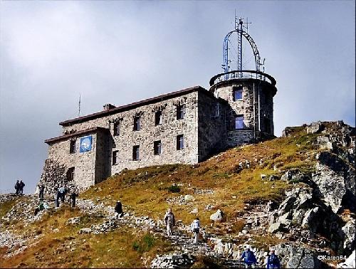 Kasprowy Wierch-obserwatorium meteorologiczne