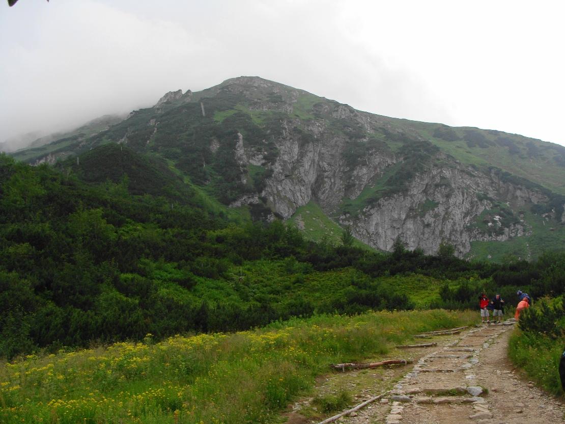 Kopa Kondracka(2005m.n.p.m.)