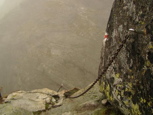 Krawędź nad Kozią Przełęczą