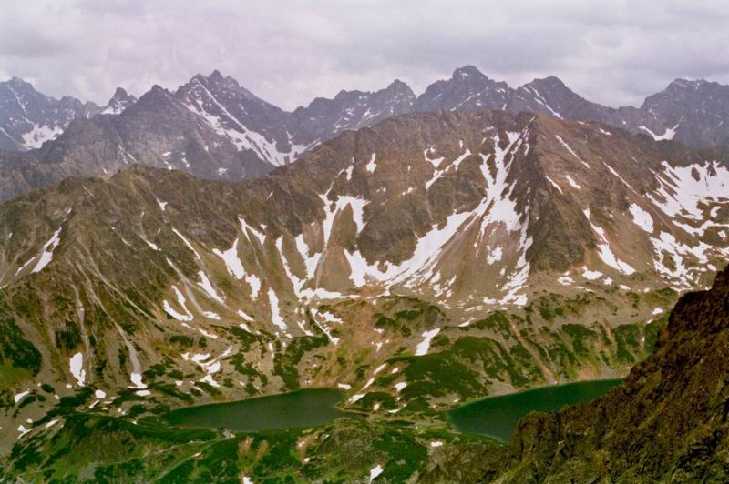 Miedziane i Dolina Pięciu Stawów