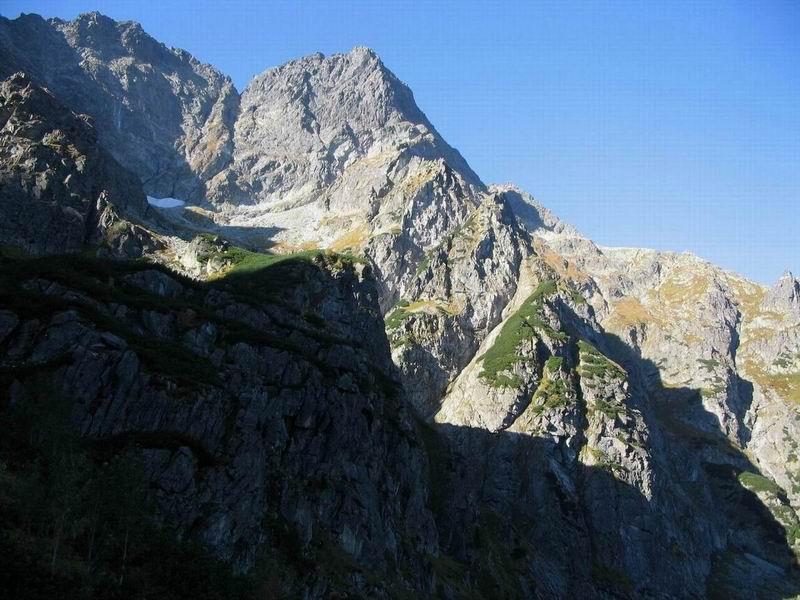 Mięguszowieckie szczyty