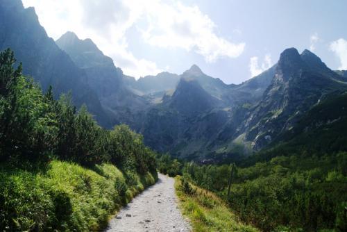 Otoczenie Doliny Zielonej Kieżmarskiej
