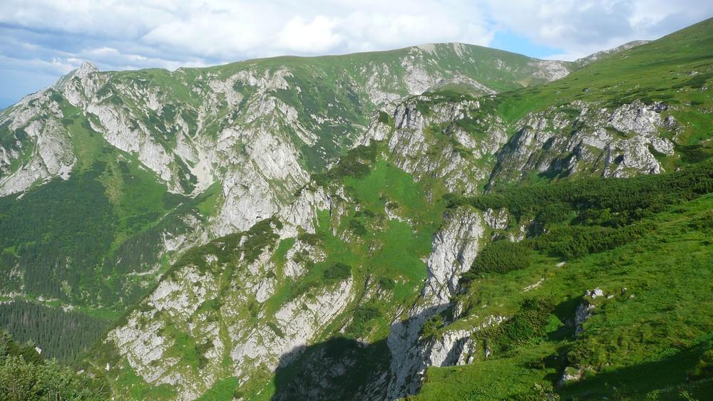 Otoczenie Litworowej i Mułowej doliny
