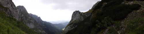 Otoczenie górnej części Doliny Małej Łąki