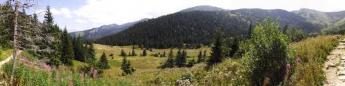 Panorama Doliny Kondratowej