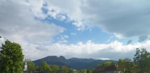 Panorama Giewontu