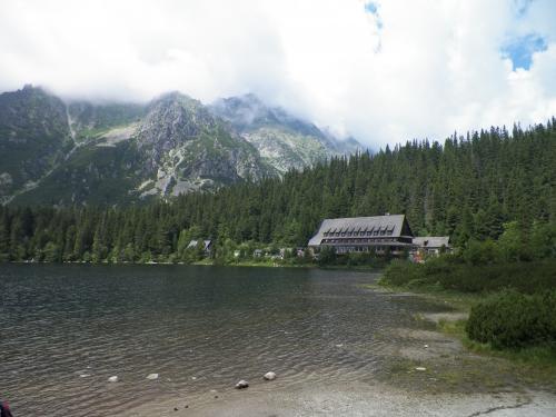 Popradzkie Jezioro