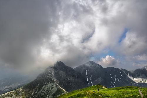 Rohacze w chmurach
