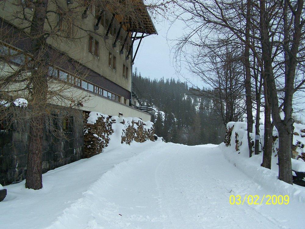 Schronisko na Polanie Kalatówki