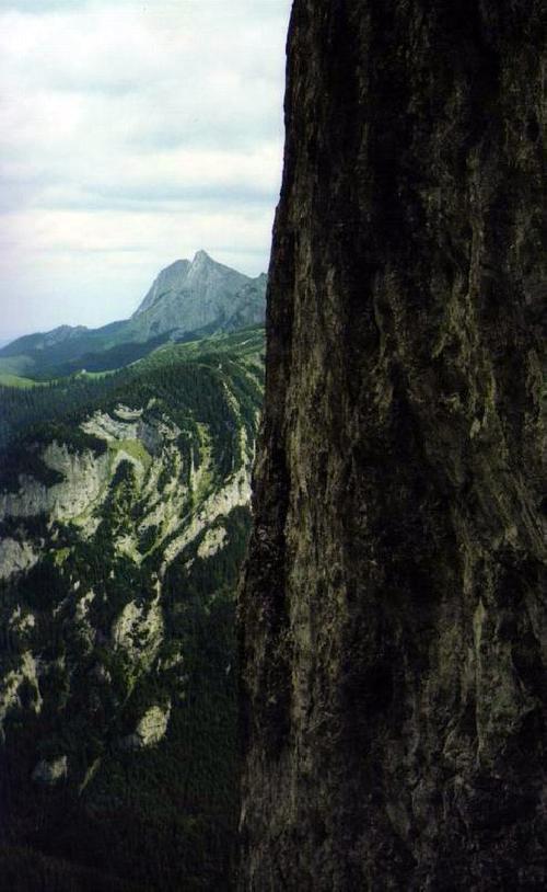 Ściana Kominiarskiego Wierchu