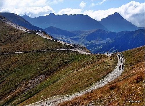 Sucha Przełęcz w Tatrach