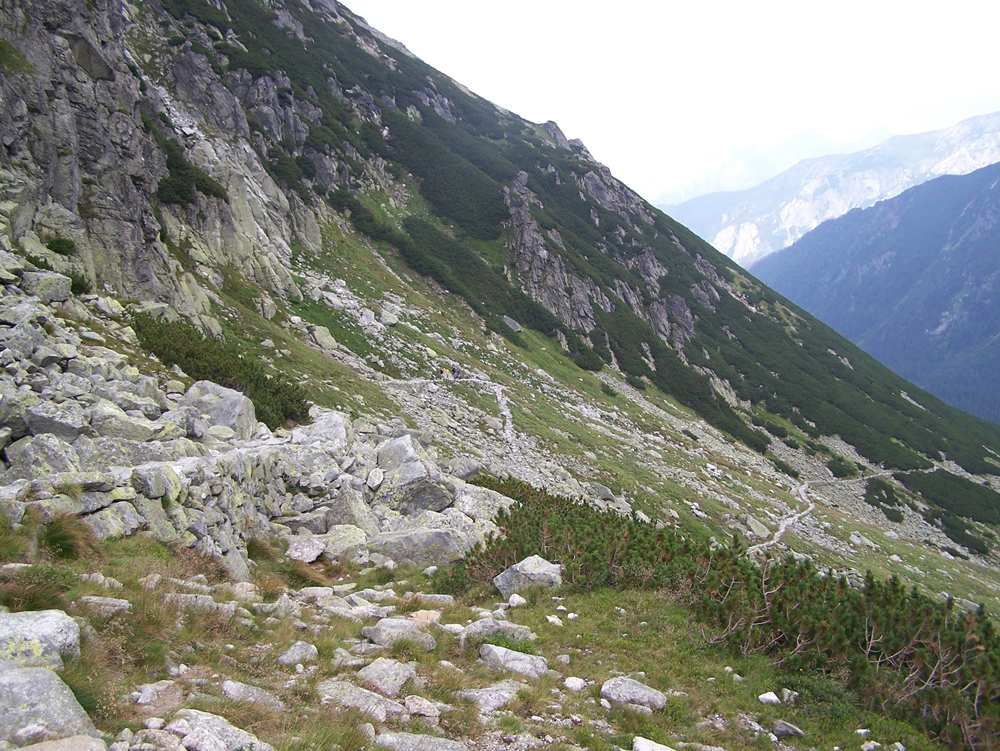 Szlak do Dolinki pod Mnichem