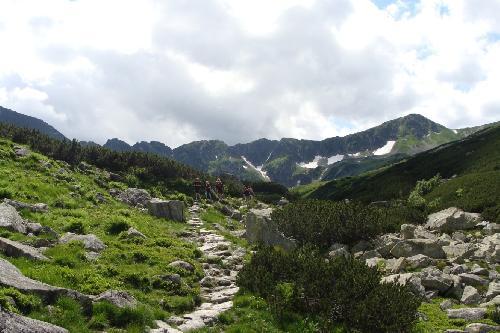 Szlak do Doliny Pięciostawiańskiej
