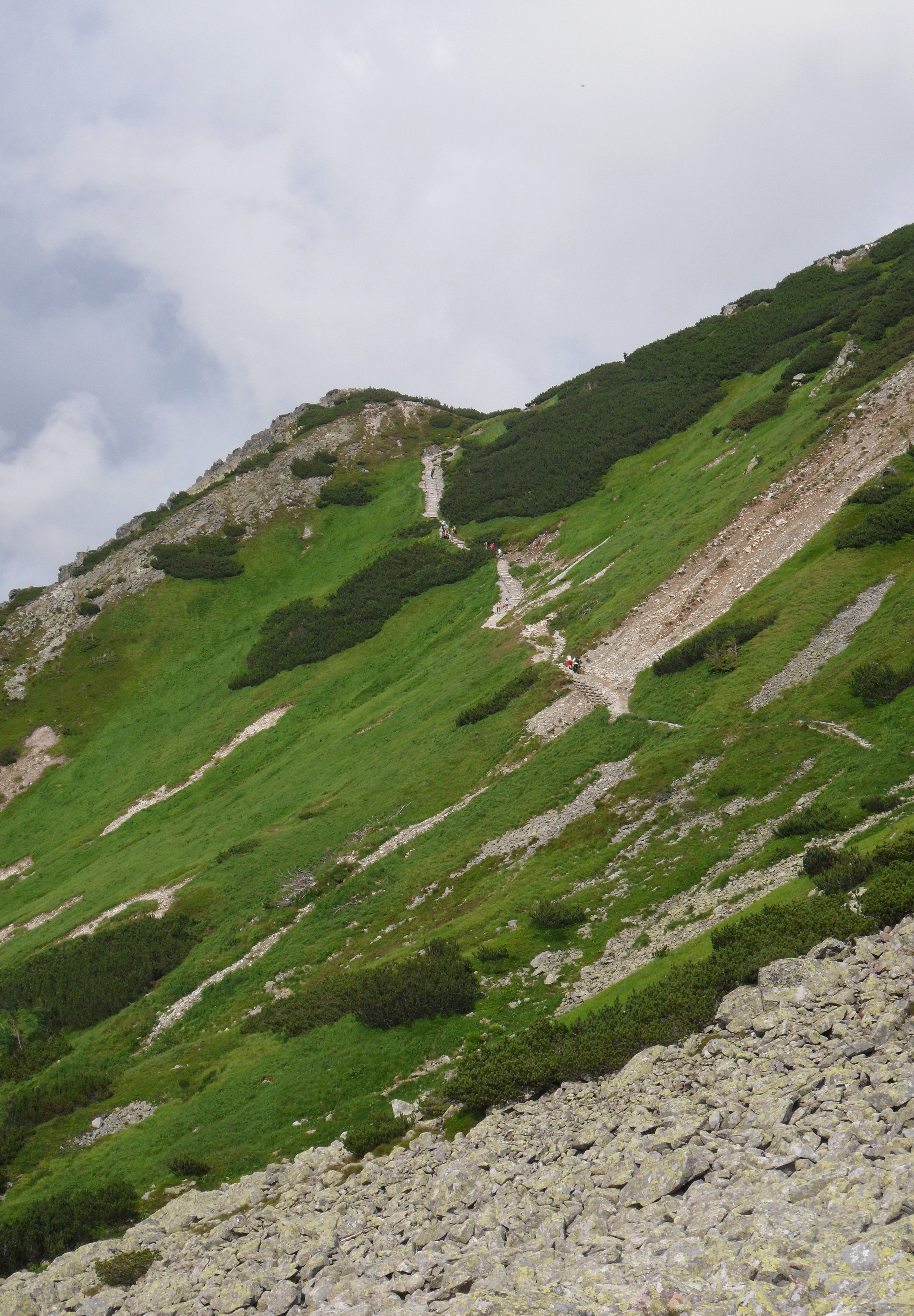 Szlak do Morskiego Oka przez Świstówkę Roztocką