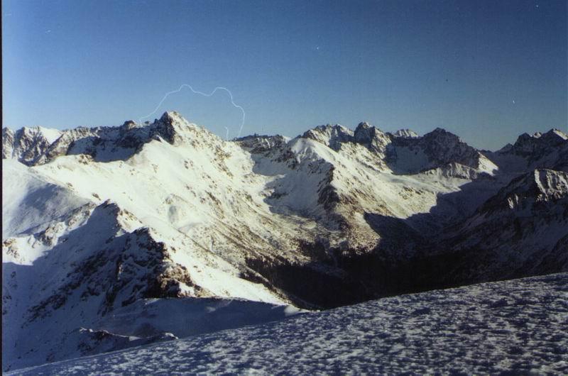 Tatry Wysokie Dolina Cicha