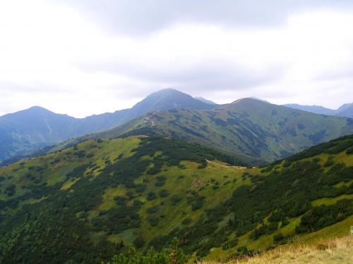 Tatry Zachodnie - Rakoń i Wołowiec