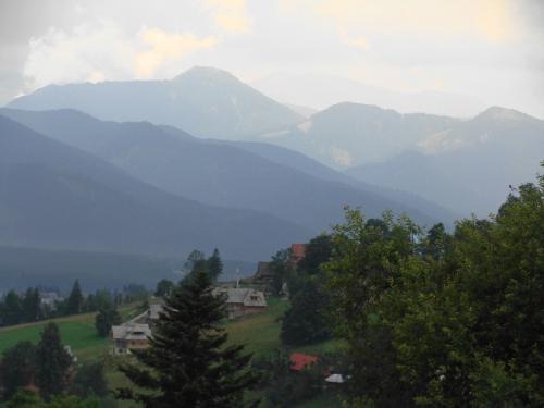 Tatry Zachodnie nad Chochołowską