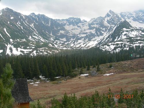Tatry w maju