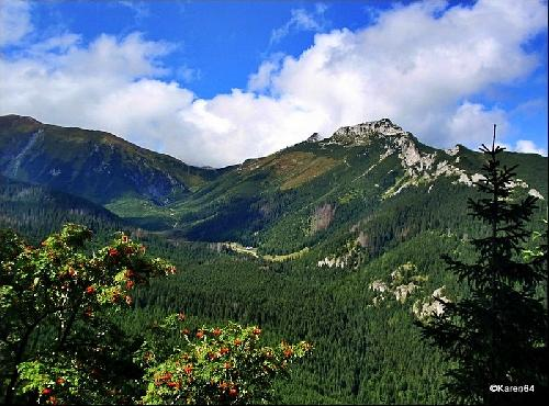 Tatry wczesną jesienią