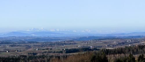 Tatry z dalekich obserwacji