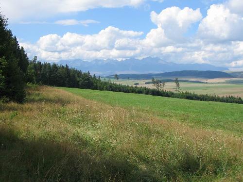 Tatry ze Słowackiego Raju