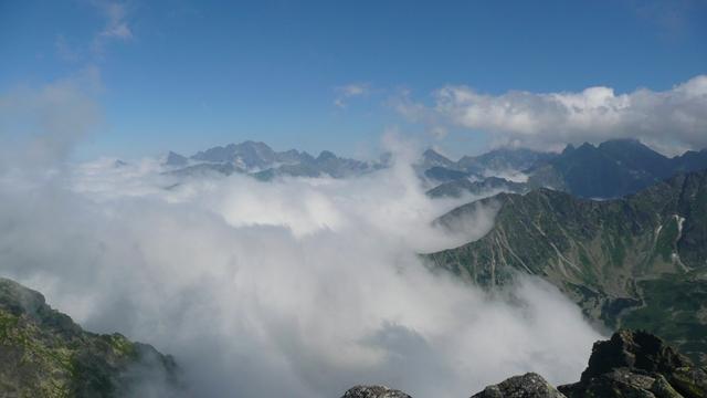 Widok z Zadniego Granatu