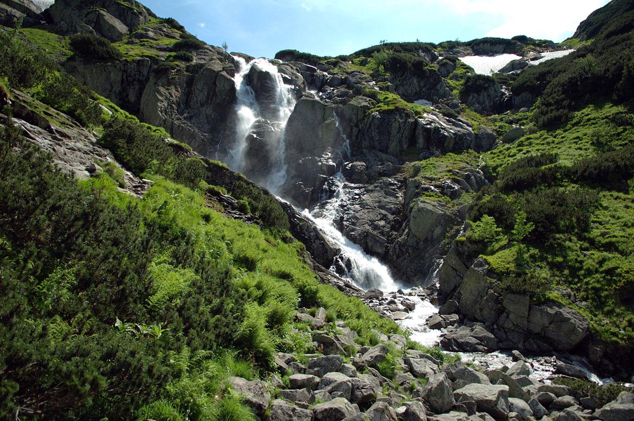 Wodospad Siklawa