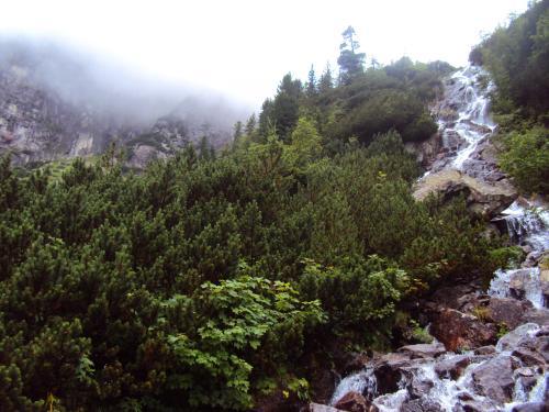 Wodospad nad Morskim Okiem