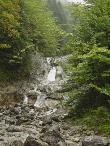 Wodospad w Dolinie Białego