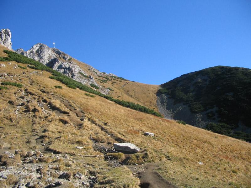 Wyżnia Kondratowa Przełęcz