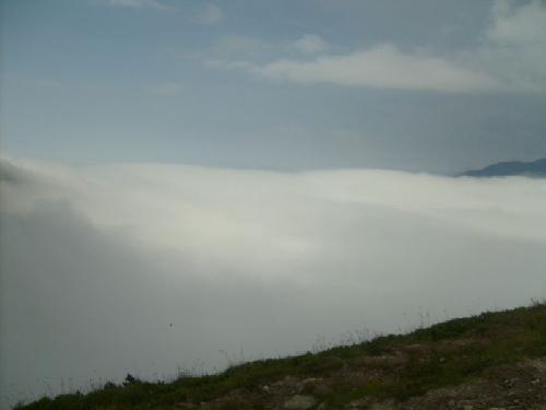Z głową w chmurach:)
