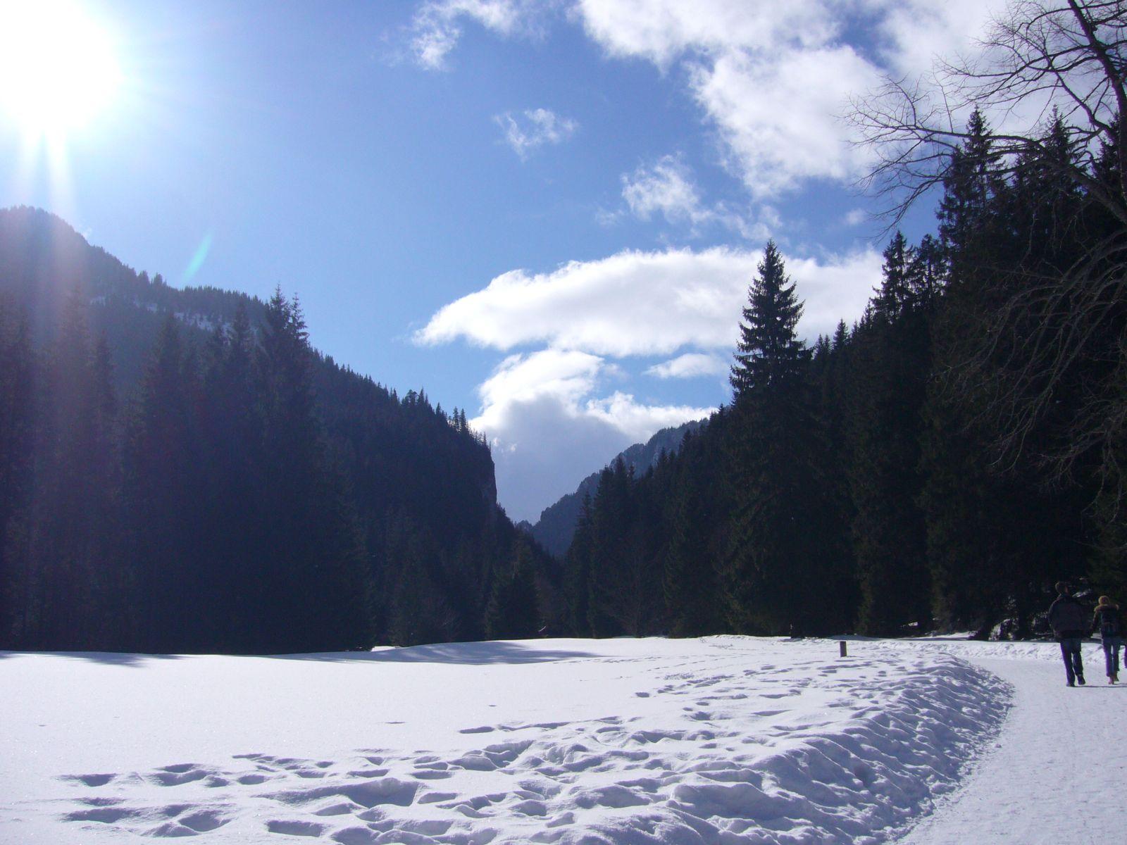 Zima w dolinie
