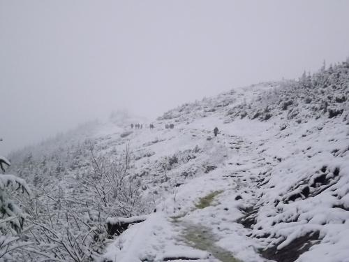 Zimowy Skupniów Upłaz