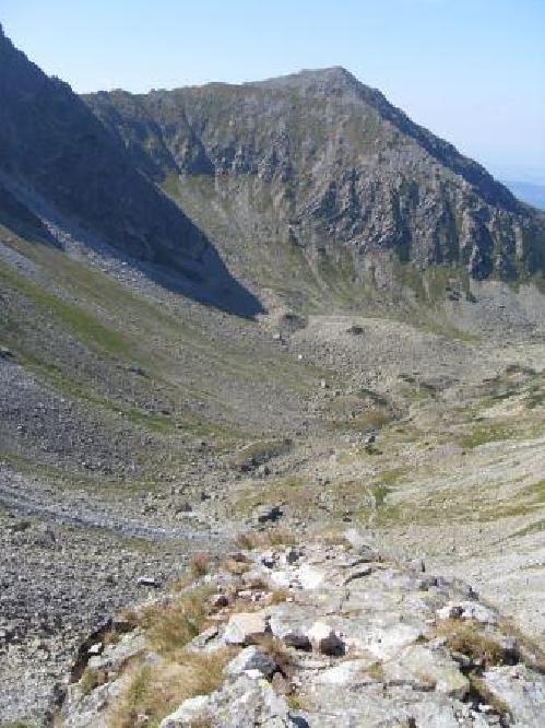 Żółta Turnia i Dolina Pańszczyca